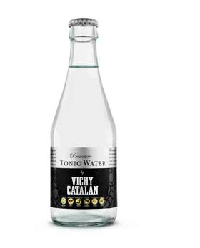 La nueva y genuina Premium Tonic Water by Vichy Catalán (en lata de 33 cl. y en botella de 250 ml)